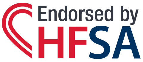 HFSA LOGO - VER 3 - Endorsed by