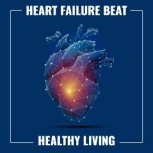HF Beat Healthy Living Podcast Icon