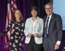 2019 HFSA Nursing Leadership Award Winner
