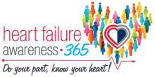 Heart Failure Awareness 365 Logo